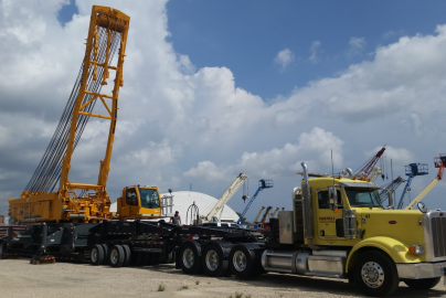 Movers of Construction Equipment Houston
